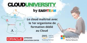 Easyteam lance Cloud University