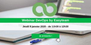 Webinar DevOps Janvier 2020
